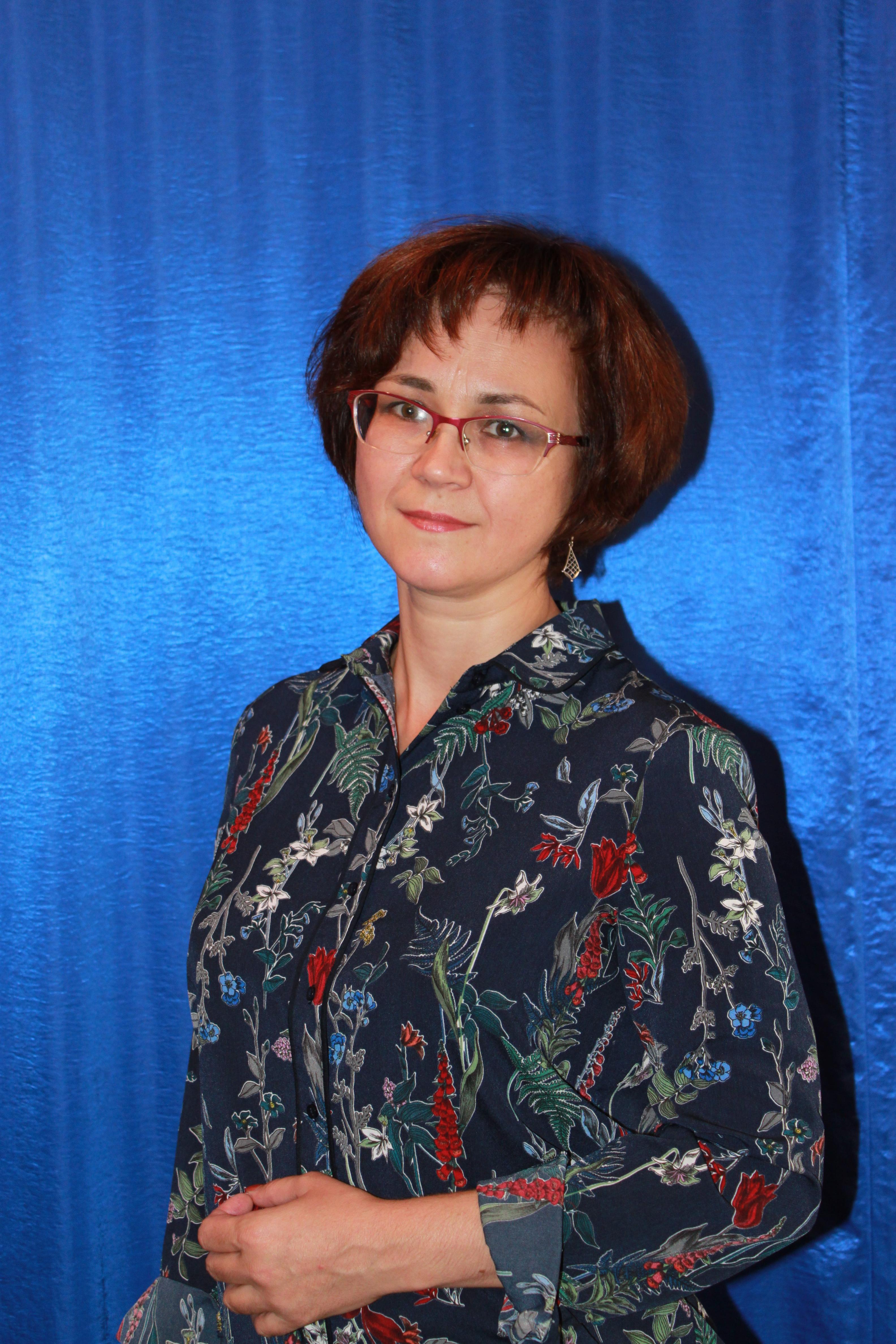 Яруллина Виктория Анатольевна