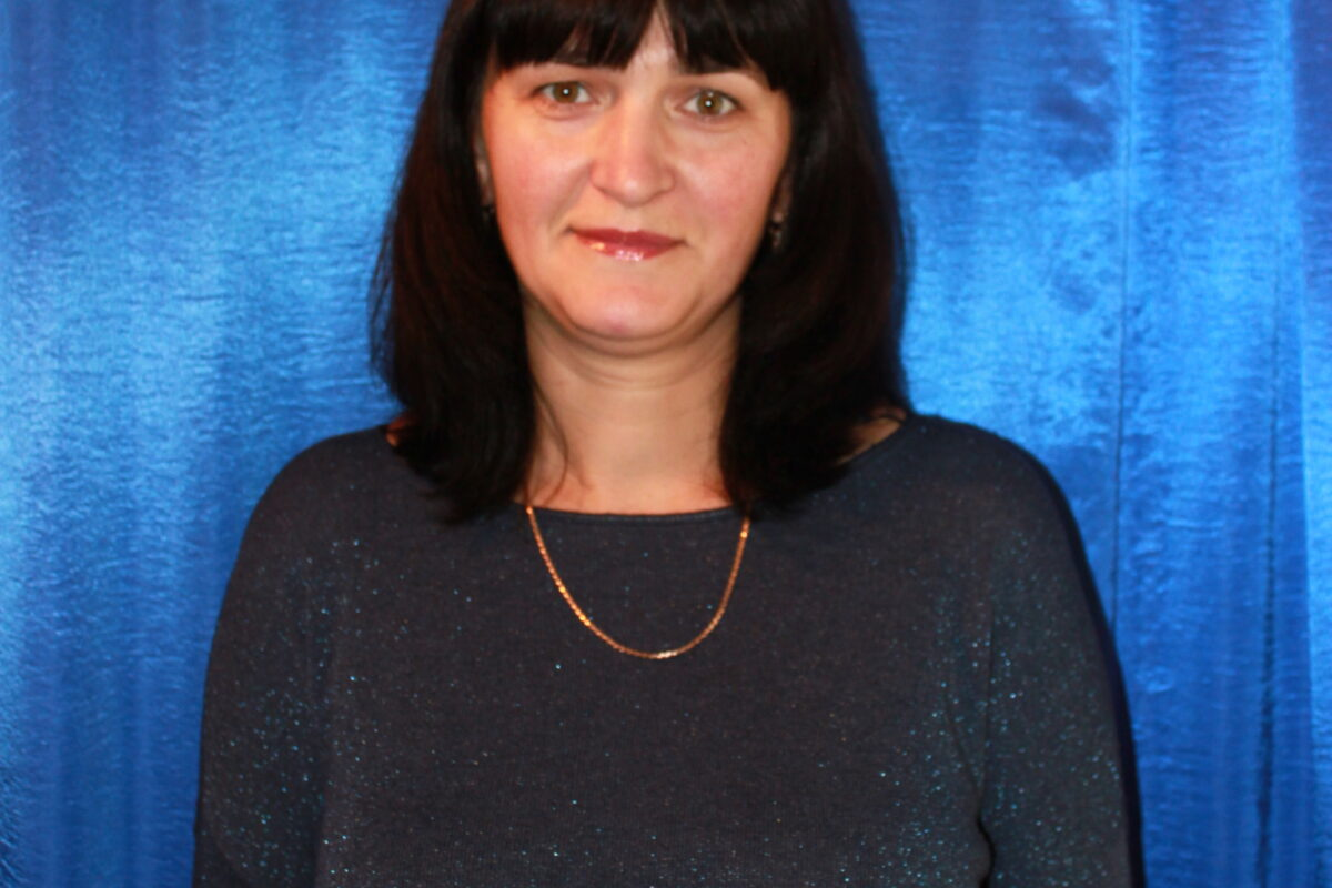 Шабанова Светлана Александровна