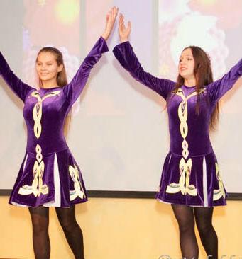 Ритмика и эстрадный танец для детей