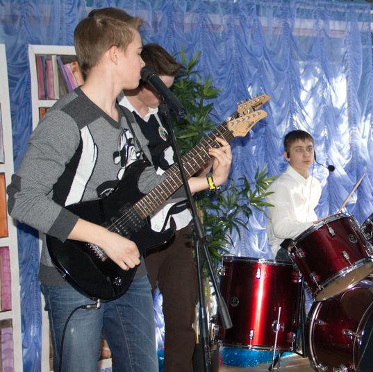 Инструментальный ансамбль