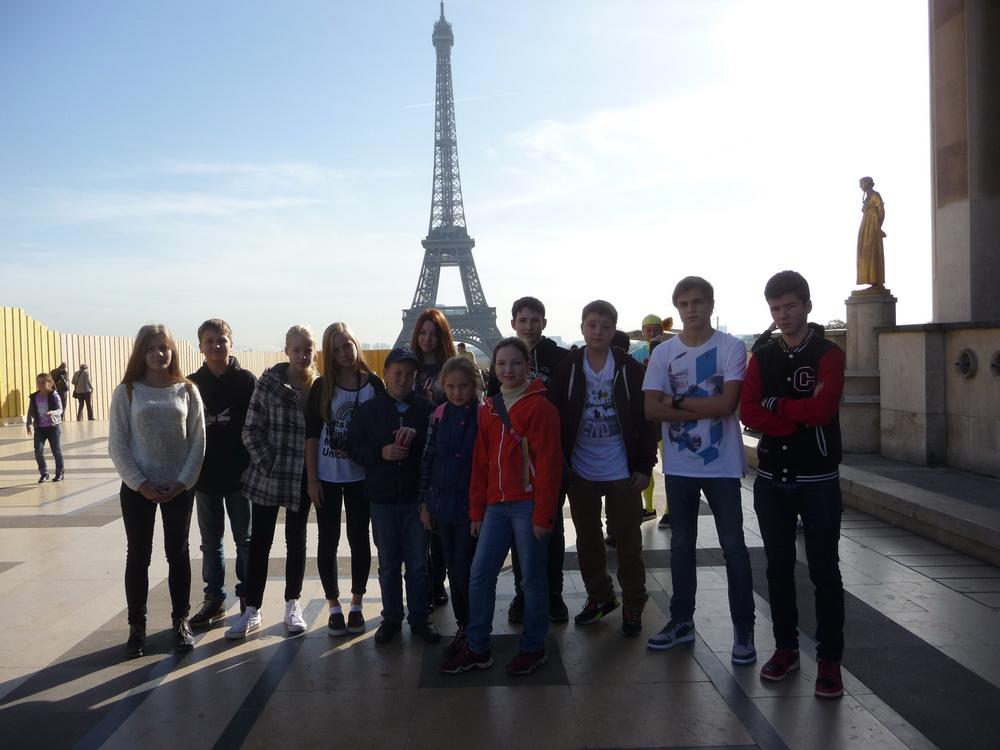 Поездка в Париж: это было прекрасно!