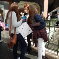 Полина Диана и Даша после шоппинга_новый размер