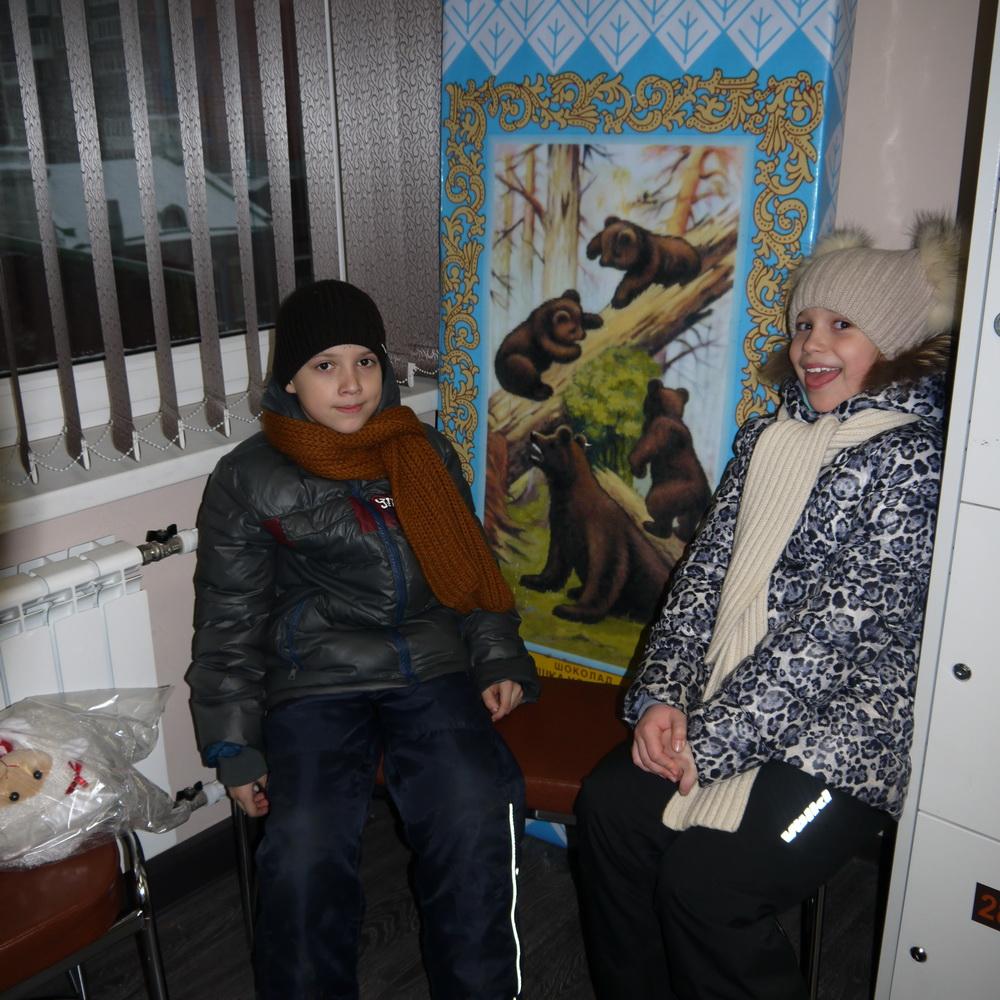 """Ученики 3, 4 и 5 классов посетили кондитерский концерн """"Бабаевский"""""""