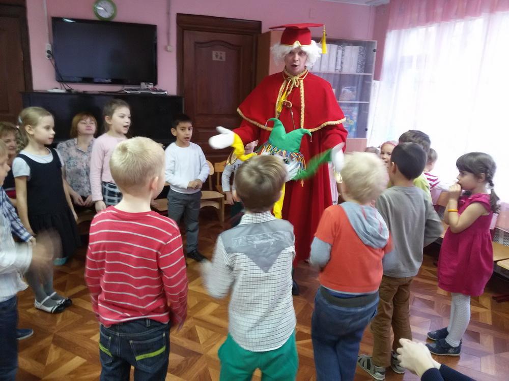 """Кукольный театр """"Петрушки"""" в гостях у наших малышей"""