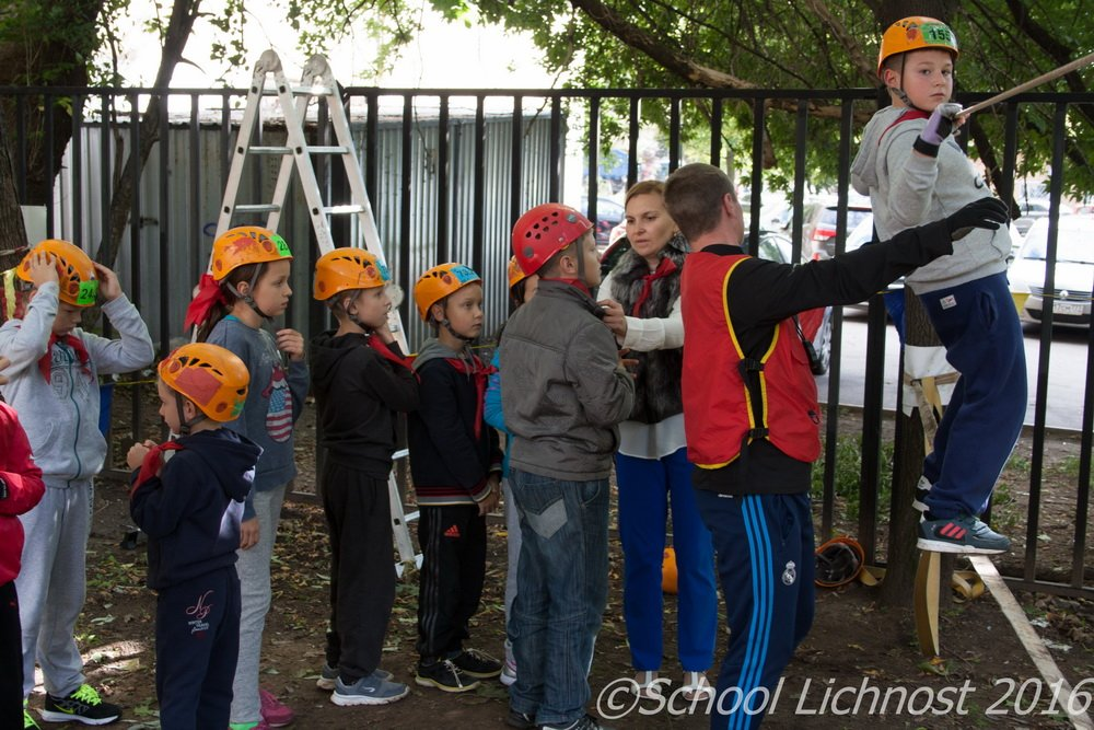 Зарница – 2016 в начальной школе