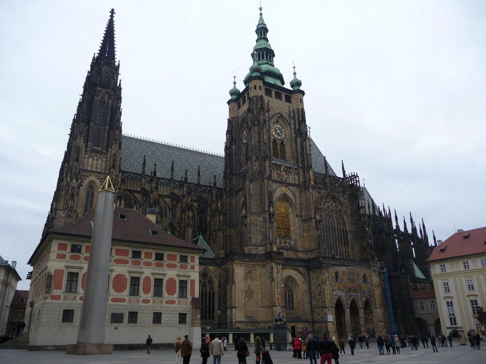 Величественная Прага глазами наших учеников